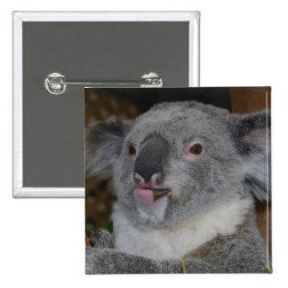Friendly Koala Button