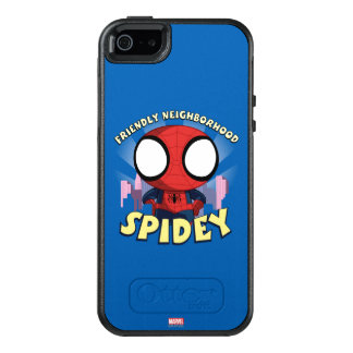 Friendly Neighborhood Spidey Mini Spider-Man OtterBox iPhone 5/5s/SE Case