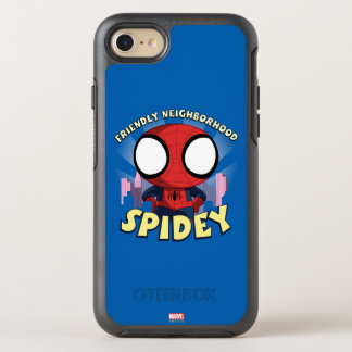 Friendly Neighborhood Spidey Mini Spider-Man OtterBox Symmetry iPhone 7 Case
