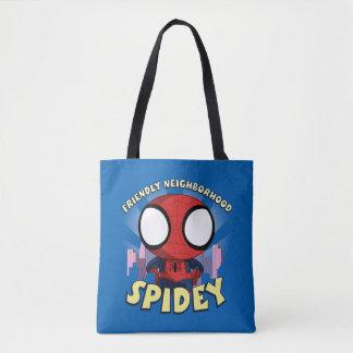 Friendly Neighborhood Spidey Mini Spider-Man Tote Bag