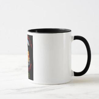 Friendly of the Gredos highway Mug