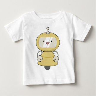 Friendly Robot Baby T-Shirt