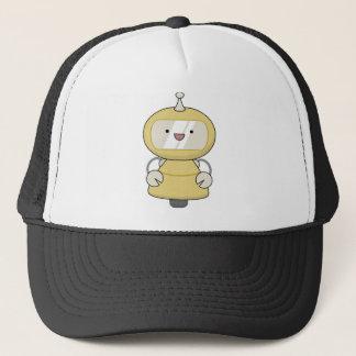 Friendly Robot Trucker Hat