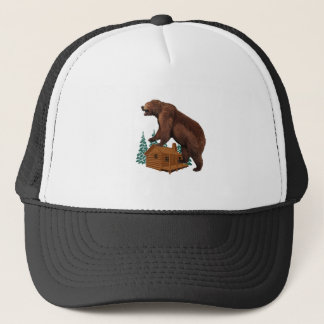 Friendly Savage Trucker Hat