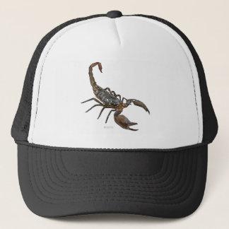 Friendly Scorpion Trucker Hat