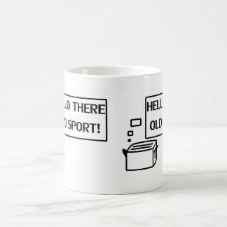 Friendly Toaster Mugs