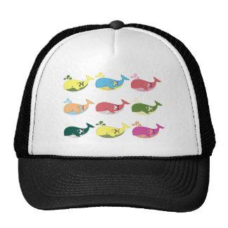 Friendly Whales Cap