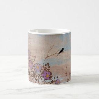 Friends - Birds On Branches - Coffee Tea Mug