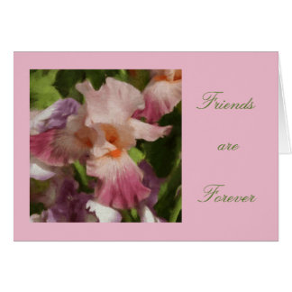 Friends Blank Note Card