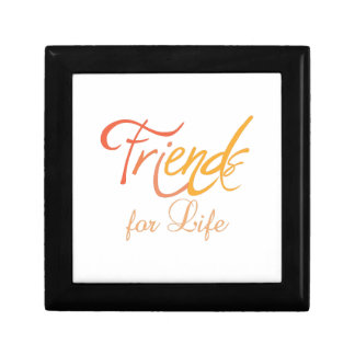 Friends For Life Trinket Box