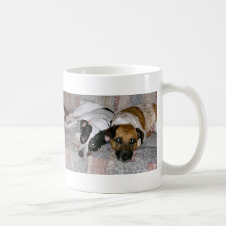 FRIENDS FOREVER COFFEE MUG