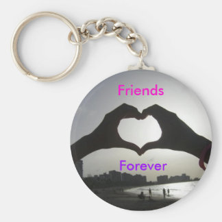 Friends Forever Key Ring