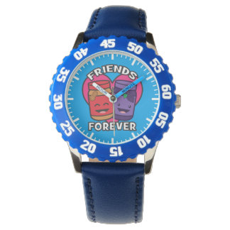 Friends Forever - Peanut Butter And Jelly Kawaii Watch