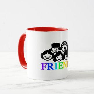 """Friends"" Friendship Mug"