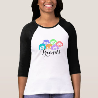"""Friends"" Friendship, Women's T-Shirt"