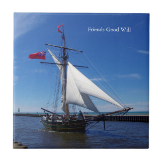 Friends Good Will tile