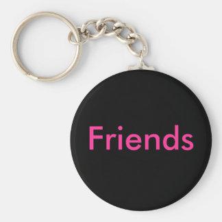 Friends Key Ring