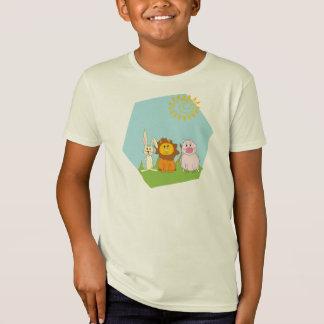 Friends — Kids  Organic TShirt