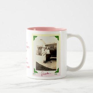 Friends Mammogram mug