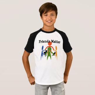 Friends Matter Autograph Shirt