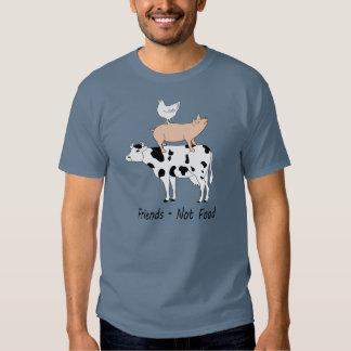 Friends, Not Food! Tshirt