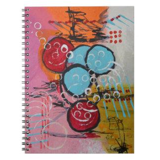 Friends Notebooks