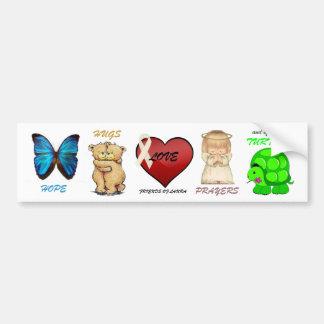 Friends of Laura Bumper Sticker