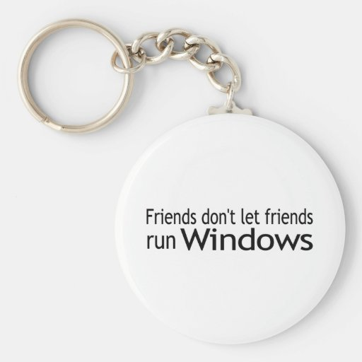 Friends Run Windows Keychain