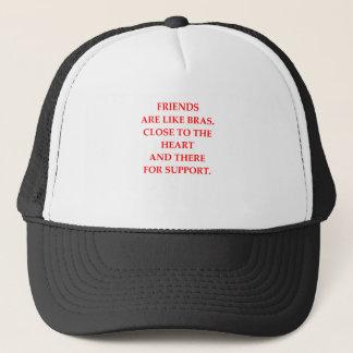 FRIENDS TRUCKER HAT