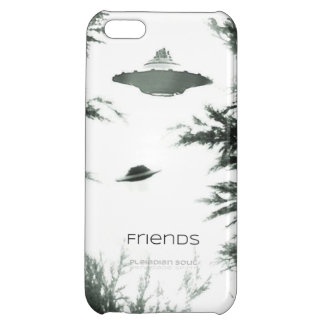 Friends UFO Phone Case iPhone 5C Case