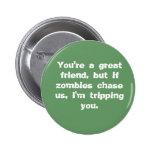 Friends vs. Zombies Button