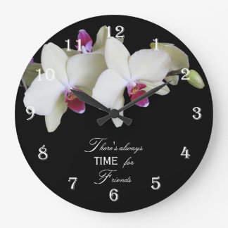 Friends Wall Clock -- Time for Friends