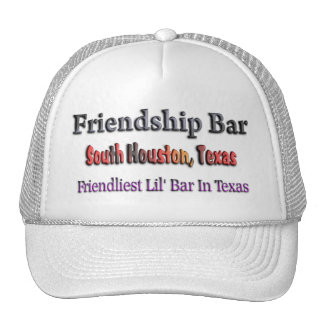 Friendship Bar Cap
