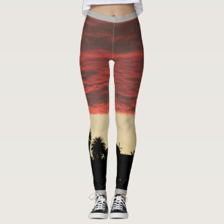 Friendship bell leggings