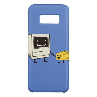 Friendship between computer and cheese Case-Mate samsung galaxy s8 case