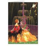 Friendship Card - The Fountain