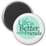 Friendship Fridge Magnets
