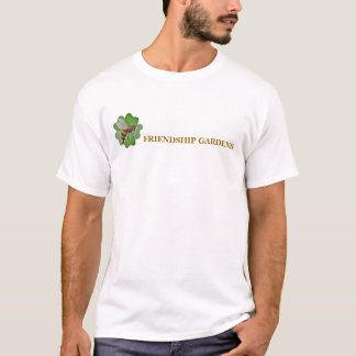 Friendship Gardens Brand T-shirt