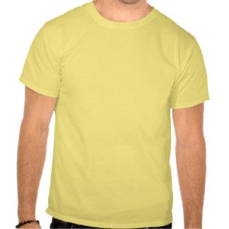 Friendship Gardens Brand T-shirt- Yellow Tshirt