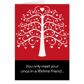 Friendship Greeting Cards Card
