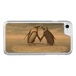 Friendship is essentailly a partnership carved iPhone 8/7 case
