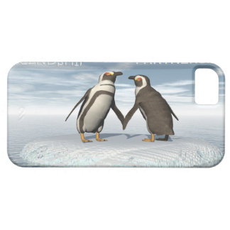 Friendship is essentailly a partnership iPhone 5 cases
