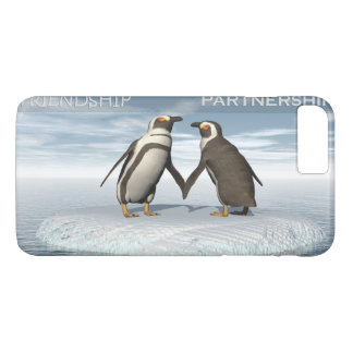 Friendship is essentailly a partnership iPhone 8 plus/7 plus case