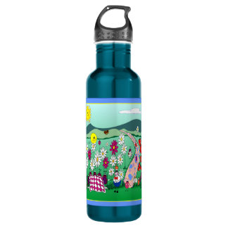 Friendship Is THe Greatest Liberty Bottle
