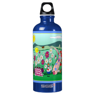 Friendship Is THe Greatest Liberty Bottle SIGG Traveller 0.6L Water Bottle