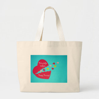 Friendship makes Happy Hearts! Bags