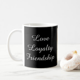 Friendship Mug with Claddagh for St. Patrick's Day