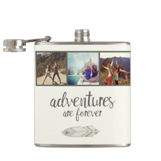 Friendship Photo Adventures are Forever Flask