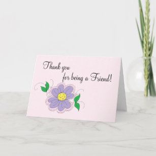 Friendship Thank You Gifts On Zazzle Au