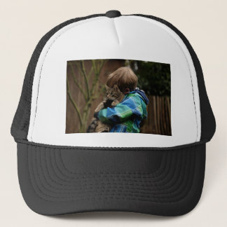 friendship trucker hat